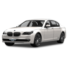 Аренда BMW 7-series F02 White в Минске